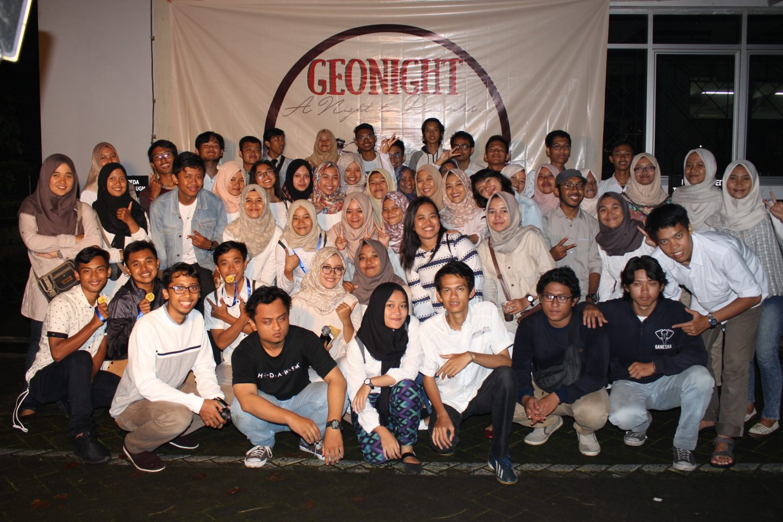 #GEONIGHT #GEODESI