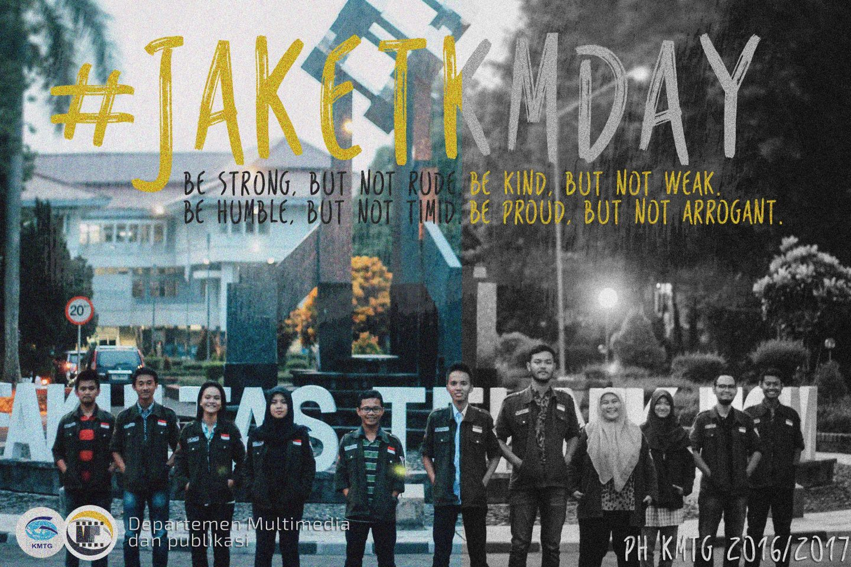 #JaketKMDay